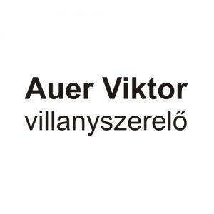 """<span class=""""Auer Viktor villanyszerelő vállalkozó"""" title=""""Teljes körű lakossági villanyszerelési munkákat vállalok, legyen szó akár csak egy kapcsoló cseréjéről, vagy a hálózat teljes felújításáról. Elektromos készülékek bekötése, elektromos hibák feltárása - javítása."""">Auer Viktor villanyszerelő vállalkozó</span><span class=""""badge"""" title=""""A vállalkozás részt vesz a Waldorf Kedvezmény Programban""""><img style=""""vertical-align:baseline; height:16px;"""" src=""""https://biz.waldorf.hu/wp-content/uploads/kedvezmeny.jpg""""></span>"""