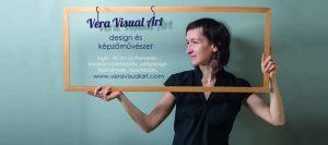 """<span class=""""Vera Visual Art"""" title=""""Festmények, élményfestések, grafikai tervezés"""">Vera Visual Art</span>"""
